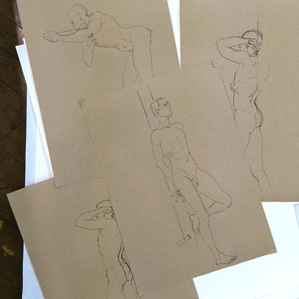 Life Drawing Review